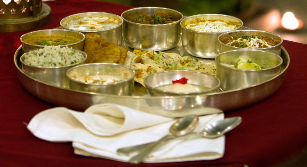 RA-A Sumptuous Indian Meal