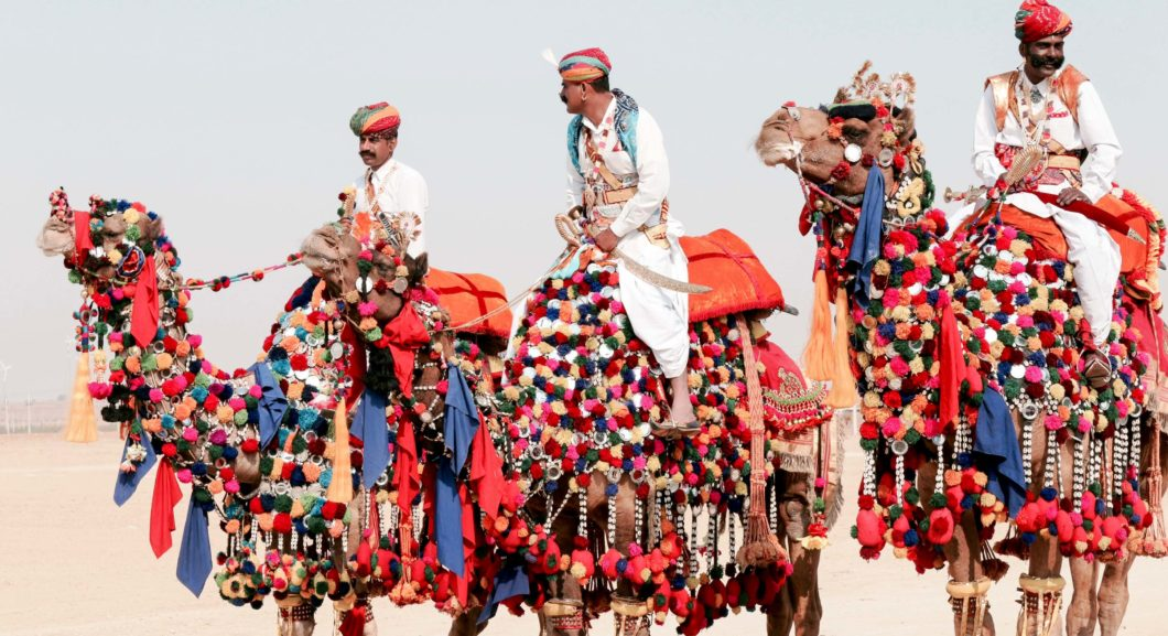 Camel Fair Pushkar