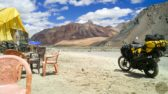 Highway Stop in Ladakh