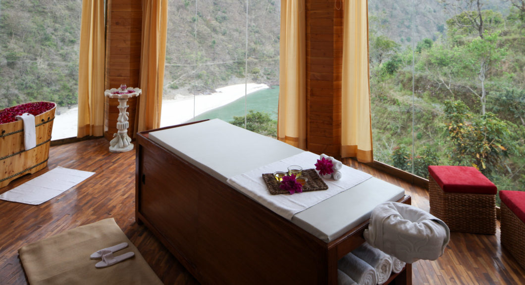 Rishikesh-Ayurvedic Massage in Rishikesh