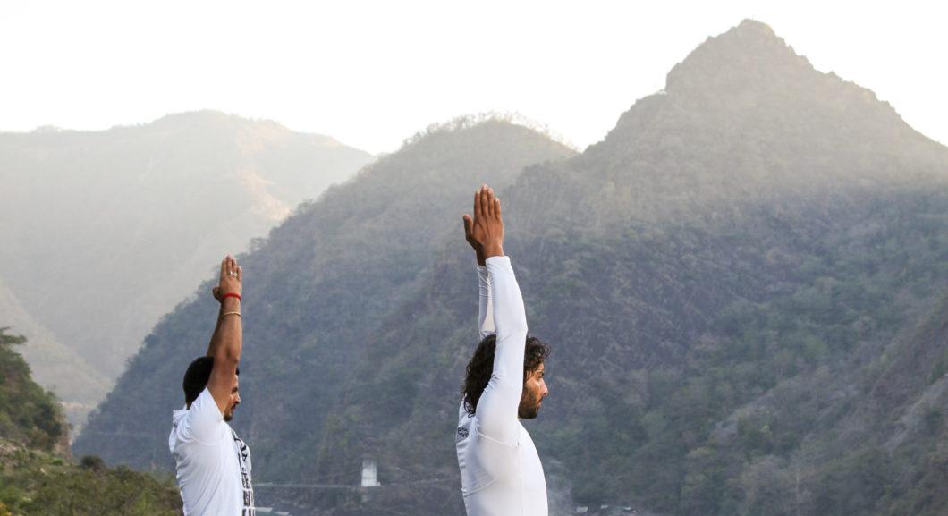 Rishikesh-Yoga in Rishikesh