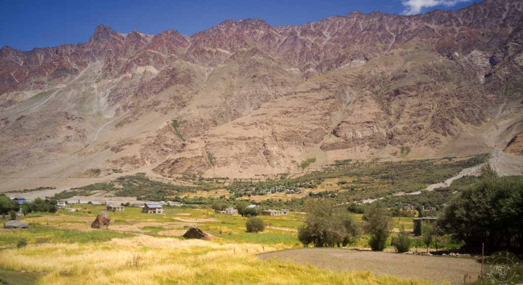 Suru Valley enroute Zanskar