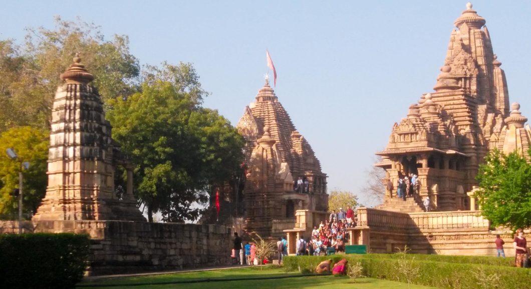Western Temples of Khajuraho